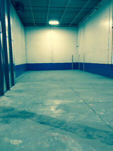 5480 sqrft warehouse for rent fronting on Dixie, at Derry