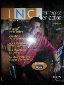 INC l'entreprise en action 3ème édition