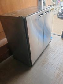Commercial Fridge undercounter 2 door