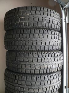 WINTER TIRES FOR SUV: Cooper Discoverer 235-70-16
