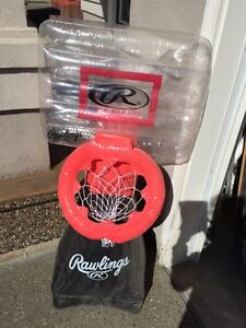 Rawlings Inflatable Basketball Net