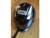 Motor cycle helmet SHOEI