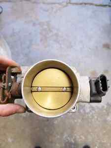 BBK Throttle body for a Mustang  Cambridge Kitchener Area image 1