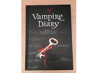 The - my vampire diaries diary notebook/journal