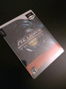 Metroid prime trilogy for wii Steelcase New