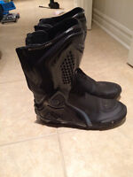 Dainese Motorcycle Boots Black
