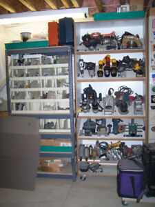 SATURDAY/SUNDAY Power and Woodworking tool garage yard sale !!!