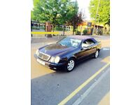 Mercedes Clk 200 komp avantgarde auto convertible!! For sale....