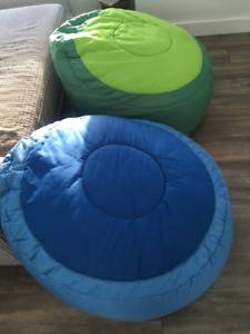 cloth bean bag chairs with expanded poly foam