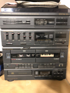 FS: RCA Turntable CD and Stereo system