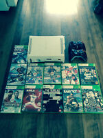 Console controllers and games for $100.00