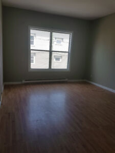 city center/ large 2 bedroom/recently renovated
