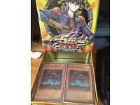 Yu-Gi-Oh 5D'S Trading Cards 356 Cards+Sleeves