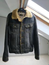 Lee Jeans Sherpa Rider Jacket