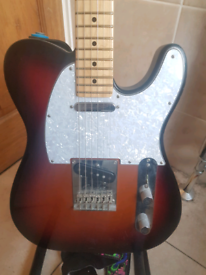 Fender American Standard Telecaster 2016