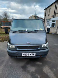 Ford Transit 2.0 TDI 280 Leader Panel Van 4dr SWB Grey Diesel 2006 130