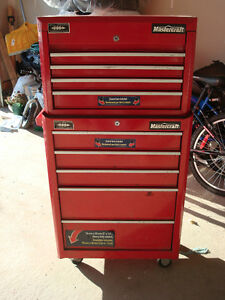 Tool box for sale 9 drawers