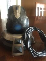 Gaming mouse and headset