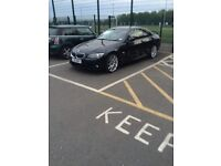 **FINAL REDUCTION** BMW 335d M sport coupe. Red leather
