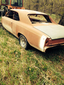 1967 chevelle for parts or race car
