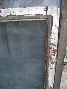 Antique Copper Wire Crackled Paint Screen Window Kingston Kingston Area image 2
