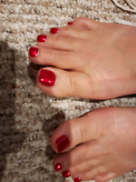 Manicure & Pedicure&Full body waxing