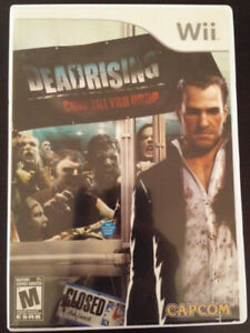 Dead Rising for Nintendo Wii