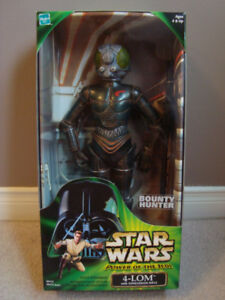 Star Wars Collectible Toys - NEW LOWER PRICES $$$