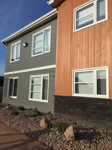 One bedroom in new building available for Sept.1st Dieppe