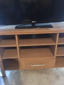 TV stand with storage £10 collectio