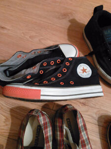 Converse Shoe Sale Kids & Adults Like New $25 or Less London Ontario image 2