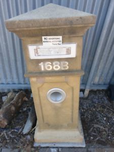 2 year old DUCCO LETTERBOX