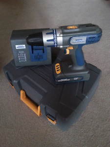 Mastercraft Maximum 18v lithium ion drill
