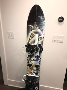 Splitboard - Complete Package - LIKE NEW - 20% off all items