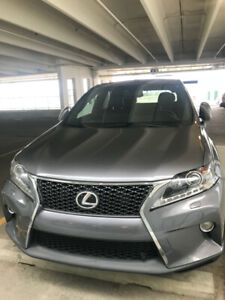 2013 Lexus RX350 F-SPORT SUV - Priced to Sell!