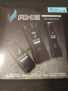 Axe PHOENIX Collection - Pack of 3