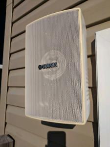 2 Speaker extérieur Yamaha