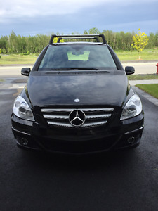 2011 Mercedes-Benz Autre B 200 Berline