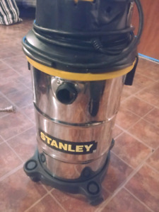 Stanley brand house shop vac