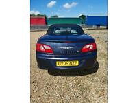 2009 Chrysler Sebring 2.7 V6 Limited 2dr Auto CONVERTIBLE Petrol Automatic