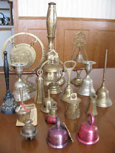 Bell Collection - Sold in Lots or All Together - See Ad