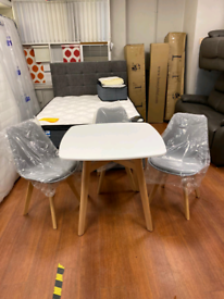9. Bistro table and chairs