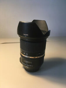 Tamron EF 24-70mm f/2.8 (good condition)
