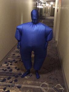 Costume Hallowen- garçon ages 10-13 ans / prix revisé