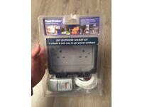 Power Breaker Outdoor Socket Kit