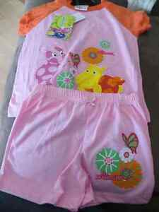 Backyardigans 2 piece girls short set. Size 3X BNWT