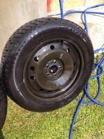 Chrysler 300 Winter rims and tires