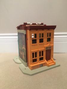 Vintage 1975 Fisher Price Play Family Sesame Street