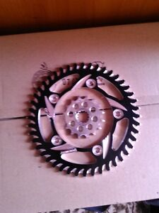 SUZUKI GSXR1000 05-06 VORTEX FRONT 16T & 44T REAR SPROCKET