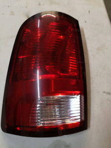 Dodge Ram 3500 Taillight Driver Side